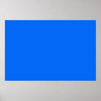Bright Blue Medium Hanukkah Chanukah Hanukah Print