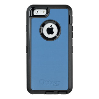 Bright Blue Sky Without Clouds OtterBox Defender iPhone Case