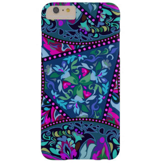 Bright Bohemian Boho Hippy Chic Pattern Barely There iPhone 6 Plus Case