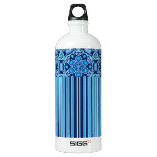 Bright Bohemian Boho Hippy Chic Pattern Water Bottle