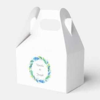 Bright Boho | Modern Wedding Favor Box