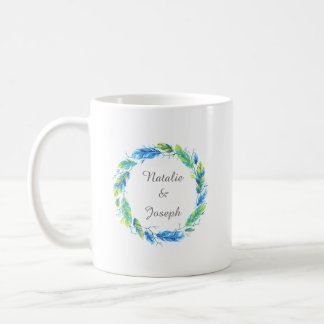 Bright Boho | Modern Wedding Mug