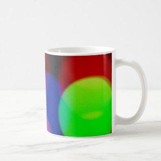 Bright Bubbles Basic White Mug