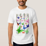 *Bright Butterflies and Forest Tee Shirts