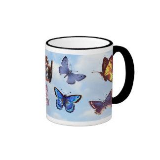 Bright Butterflies Mug