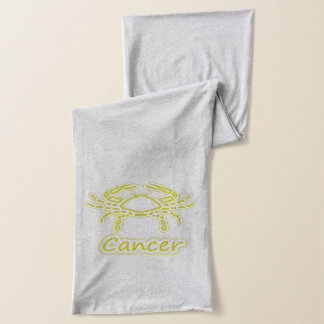 Bright Cancer Scarf