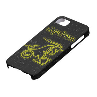 Bright Capricorn Barely There iPhone 5 Case