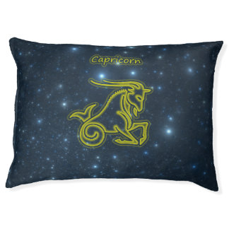 Bright Capricorn Pet Bed
