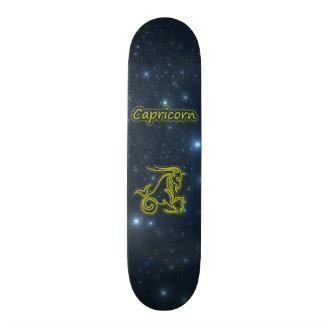 Bright Capricorn Skate Board Decks