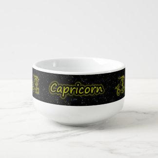 Bright Capricorn Soup Mug