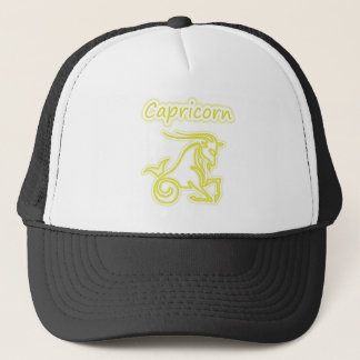 Bright Capricorn Trucker Hat