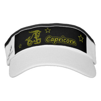 Bright Capricorn Visor