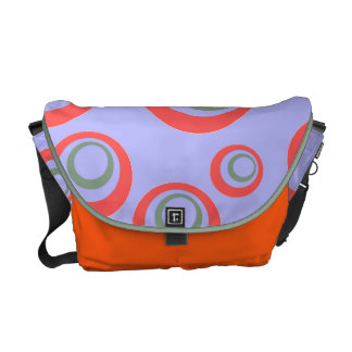 Bright Circles Commuter Bags