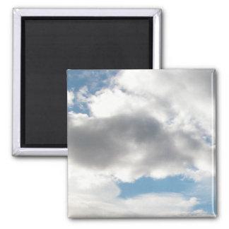 Bright Clouds Magnet
