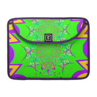 Bright Colorful Baby Shower  Electronics Sleeves Sleeve For MacBooks