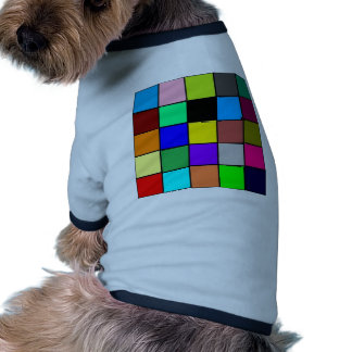 Bright Colorful Bold Pet Clothes