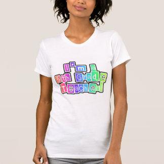 Bright Colors 5th Grade Teacher T-Shirt