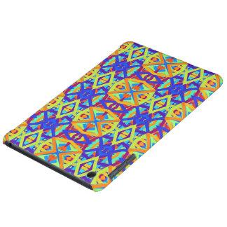 Bright Colors Fun Pattern iPad Mini Retina Cover
