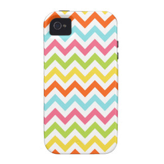 Bright Colours Chevron Zigzag iPhone4 Cover iPhone 4/4S Cover