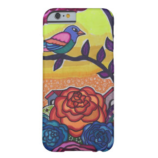 Bright day barely there iPhone 6 case