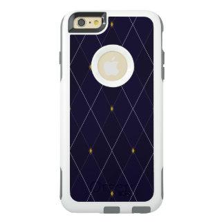 Bright Diamond Navy Argyle OtterBox iPhone 6/6s Plus Case