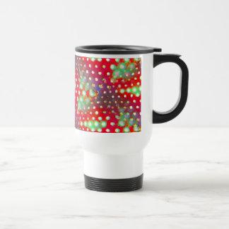 Bright Dots Travel Mug