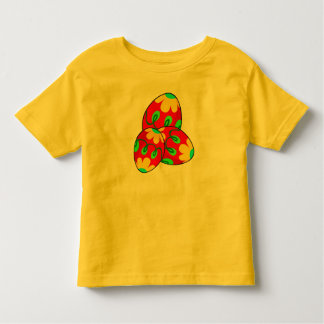 Bright Easter Eggs Kid's T-Shirt