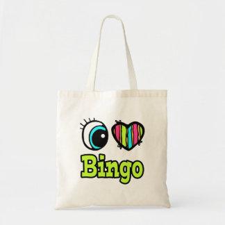 Bright Eye Heart I Love Bingo