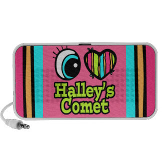 Bright Eye Heart I Love Halleys Comet Mp3 Speaker