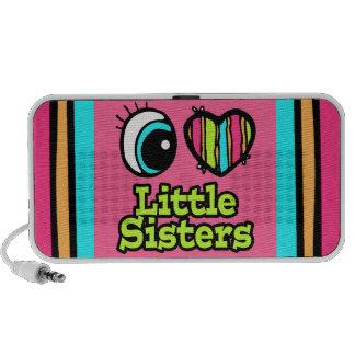 Bright Eye Heart I Love Little Sisters Mp3 Speaker