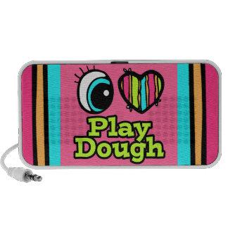 Bright Eye Heart I Love Play Dough Speaker System