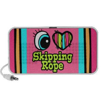 Bright Eye Heart I Love Skipping Rope Speaker System