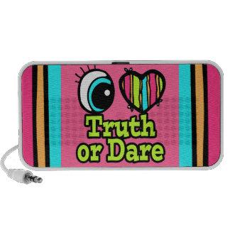 Bright Eye Heart I Love Truth or Dare Mini Speakers