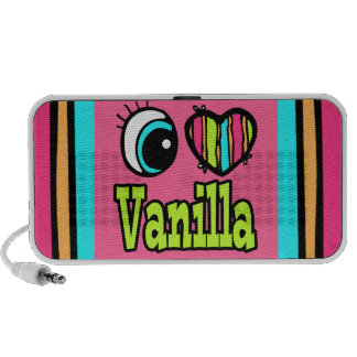 Bright Eye Heart I Love Vanilla Mini Speaker
