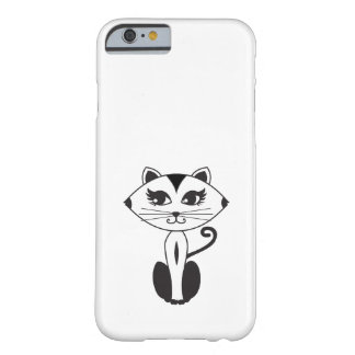 Bright-eyed Kitty Phone Case
