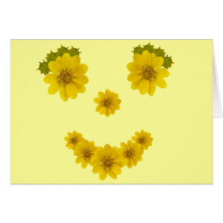 Bright Eyed Smile Card