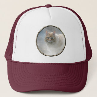 Bright Eyes Cat hat ...© Angel Honey, 2010