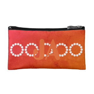 Bright Fall Collection Orange Palette Bag