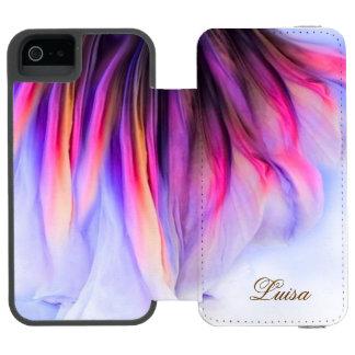 Bright fantasy incipio watson™ iPhone 5 wallet case