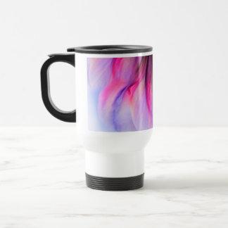 Bright fantasy stainless steel travel mug