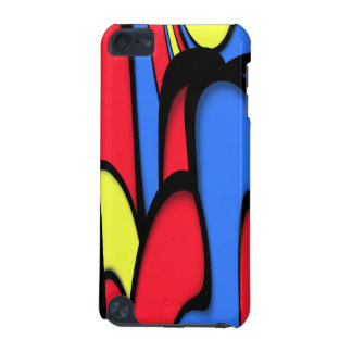 Bright  Festive Colors iPod Touch 5G Case
