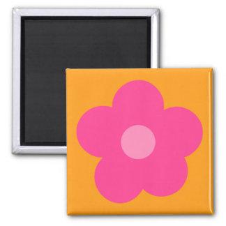 Bright Flower Magnet