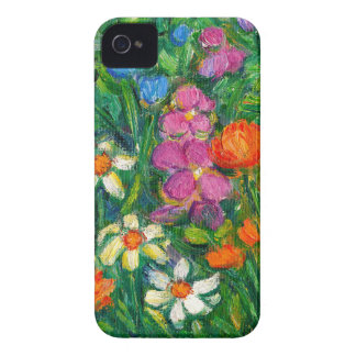 Bright Flowers Case-Mate iPhone 4 Cases