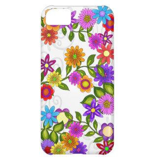 Bright Flowers iPhone 5C Case