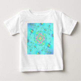 Bright Fractal Art Baby T-Shirt