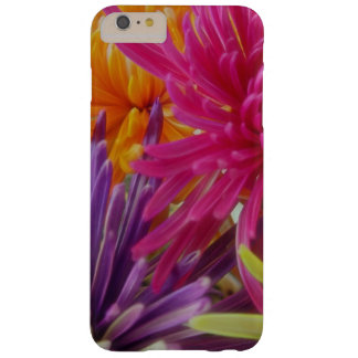 bright fun flowers abstract happy colorful summer barely there iPhone 6 plus case