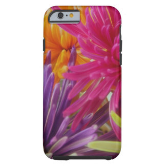 bright fun flowers abstract happy colorful summer tough iPhone 6 case
