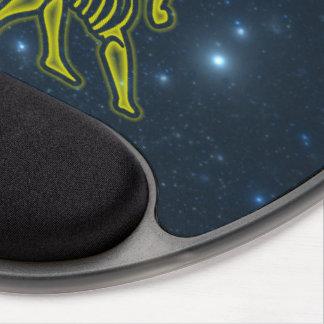 Bright Gemini Gel Mouse Pad