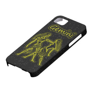 Bright Gemini iPhone 5 Case