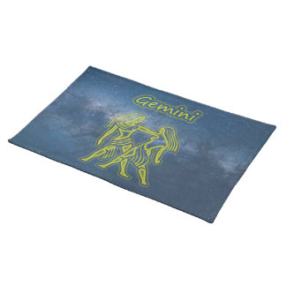 Bright Gemini Placemat